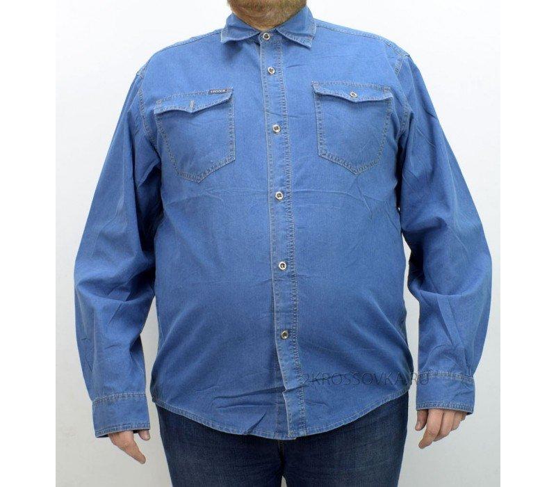 Купить Джинсовая рубашка Vicucs 321-19 в магазине 2Krossovka