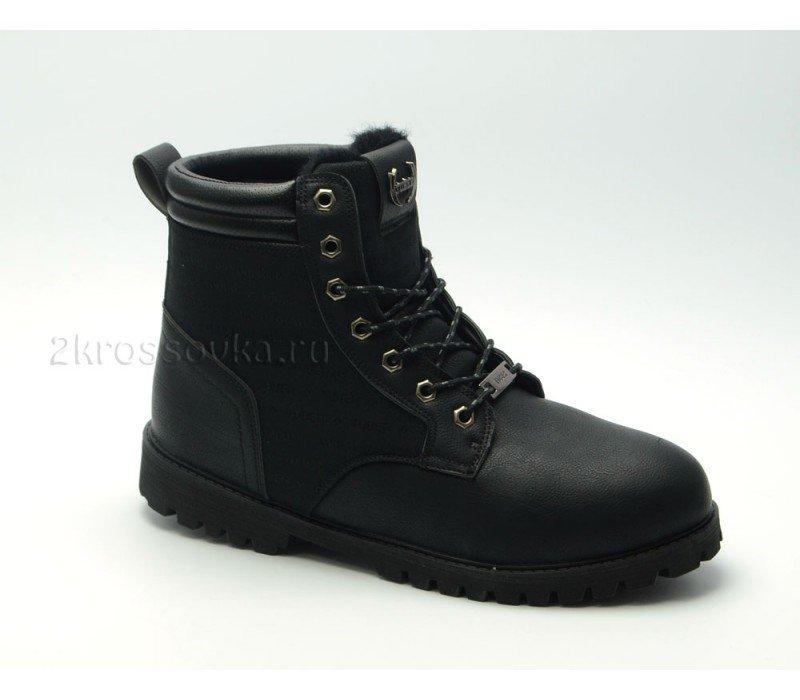 Купить Зимние ботинки больших размеров Tuber арт. 003 в магазине 2Krossovka