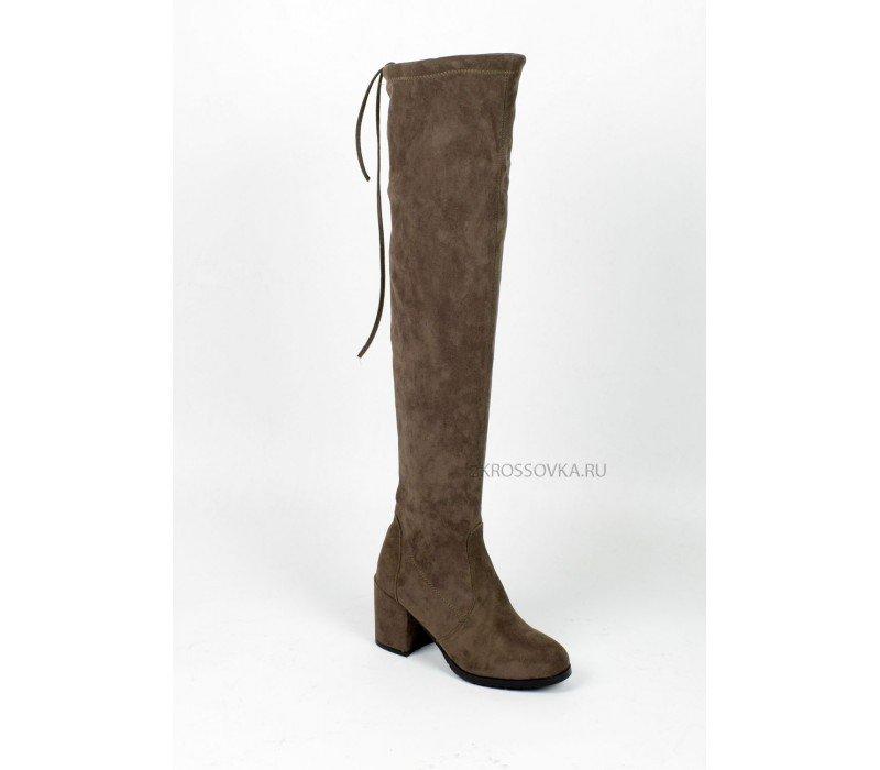 Купить Зимние ботфорты Софченка 2785-4 в магазине 2Krossovka