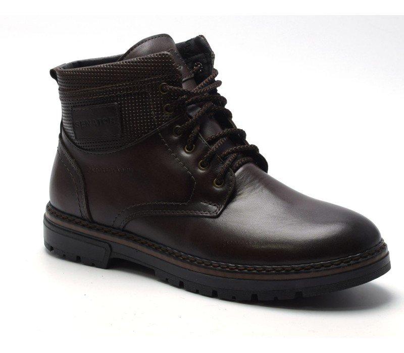 Купить Зимние ботинки Senator 10-3 в магазине 2Krossovka