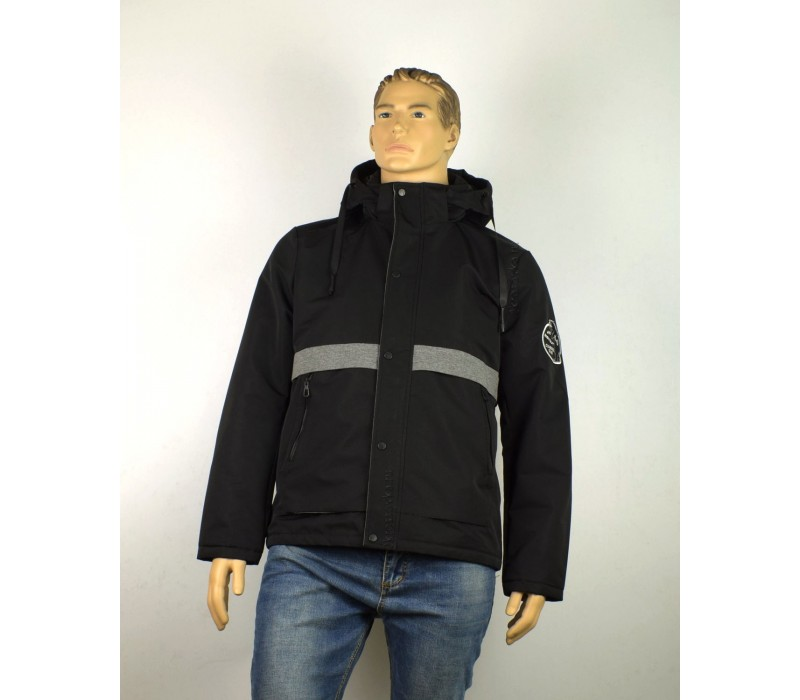 Купить Мужская куртка TennySon 1105-1 в магазине 2Krossovka