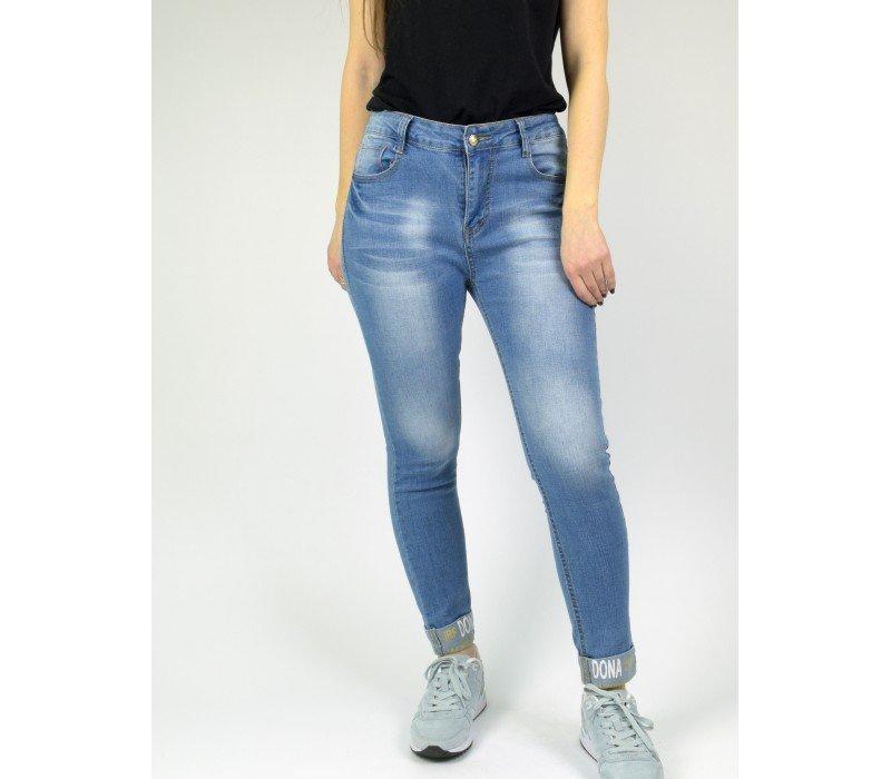 Купить Женские джинсы ADS арт. F691 в магазине 2Krossovka